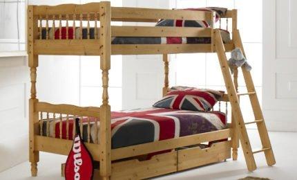 Bunk Beds For Kids Space Saving Children S Bunkbeds Scallywag Kids