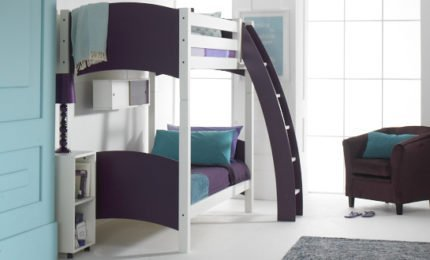 Scallywag Convertible Bunk Bed 9 Colour Options Scallywag Kids