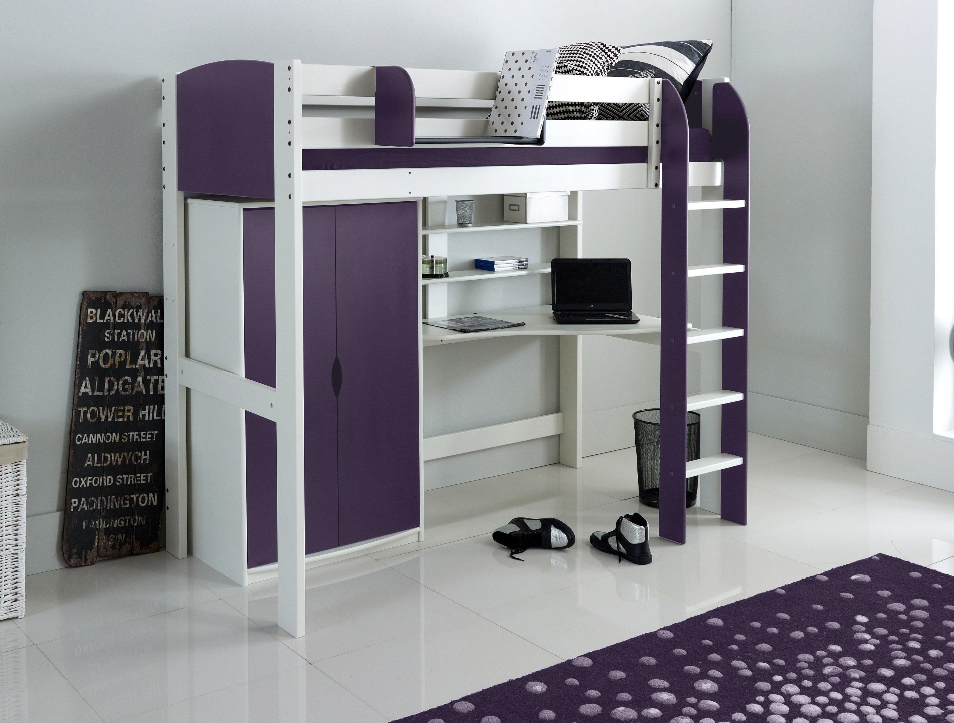 Wardrobes for Kids | Kids Beds | High Sleeper Beds ...