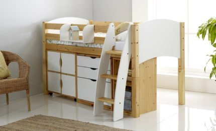 Mid Height / Cabin Beds