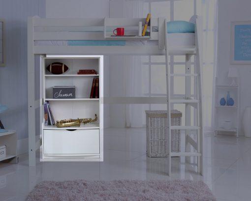 Bookcase Unit (shown in white)