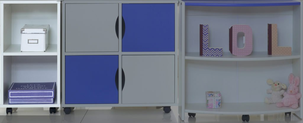 Duo Storage Unit
