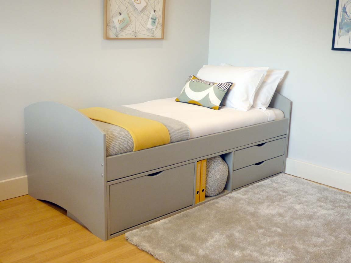 Kids Storage Bed | Richmond Childrens Storage Bed ...