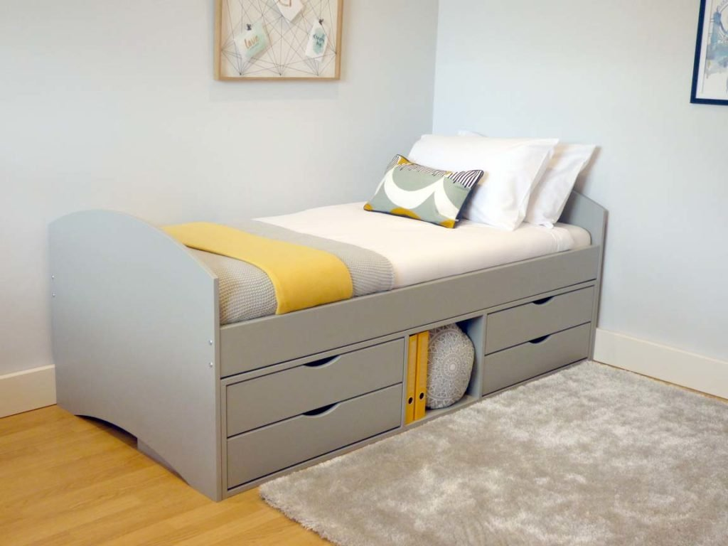 Richmond Kids Storage Bed with Drawers