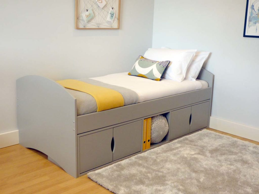Richmond Kids Storage Bed with Doors