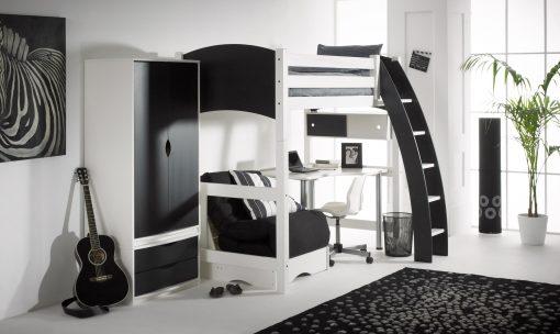 Loft Bed Set