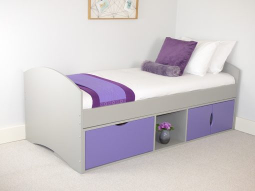 Storage Beds for Teenagers