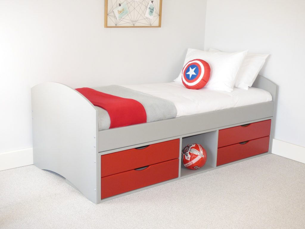 Beds for teens