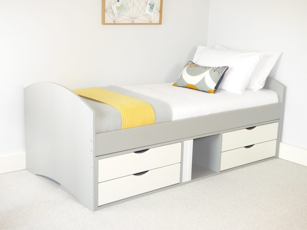 Kids Beds with Drawers | Childrens Storage Bed | Scallywag ...